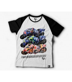 CAM ML RAGLAN FAN MOTO GP